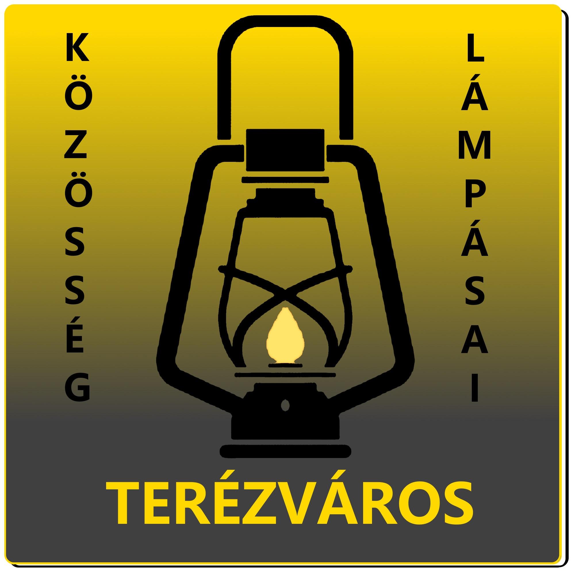 A terézvárosi Lámpás Klub logója